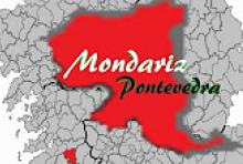Mondariz, villa balneario de Pontevedra - Galicia - España